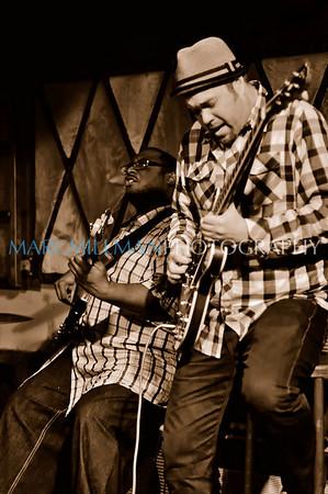Nigel Hall Band @ Rockwood Music Hall (Wed 2/16/11)