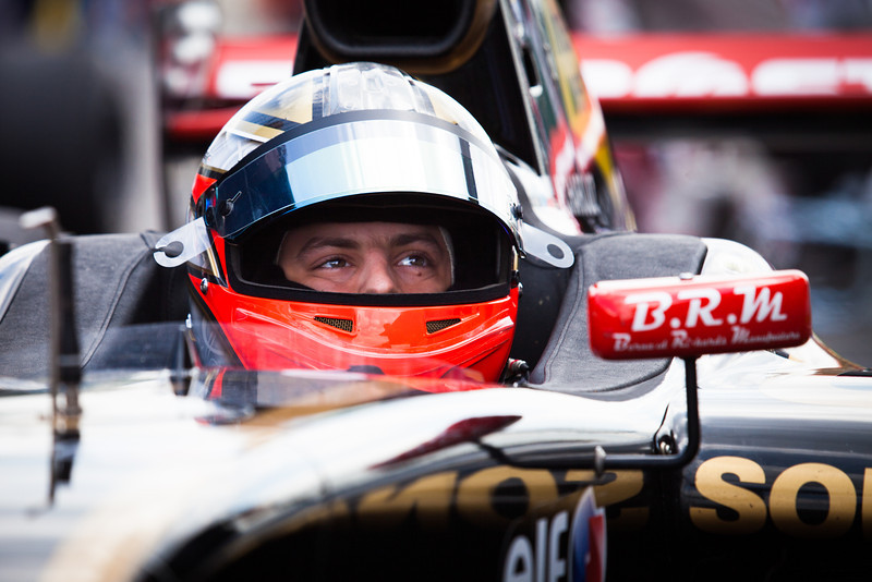 Jan Charouz, Fomula Renault 3.5