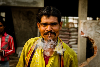 India: Portraits From the Streets