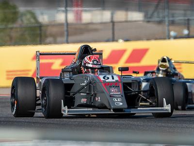 US F4 Championship, 2019