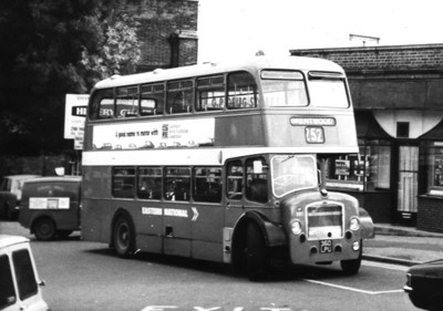 Brentwood's buses - Eastern National