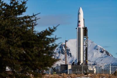DARPA Launch Challenge - Astra Rocket 3.1