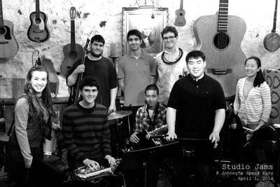 Studio Jazz April 2014