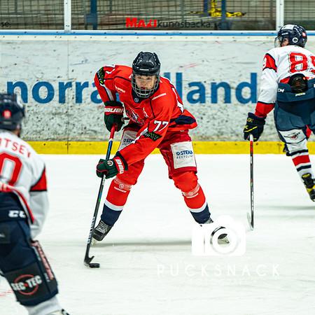 Hockeyettan Södra var: Hanhals Kings vs Borås HC