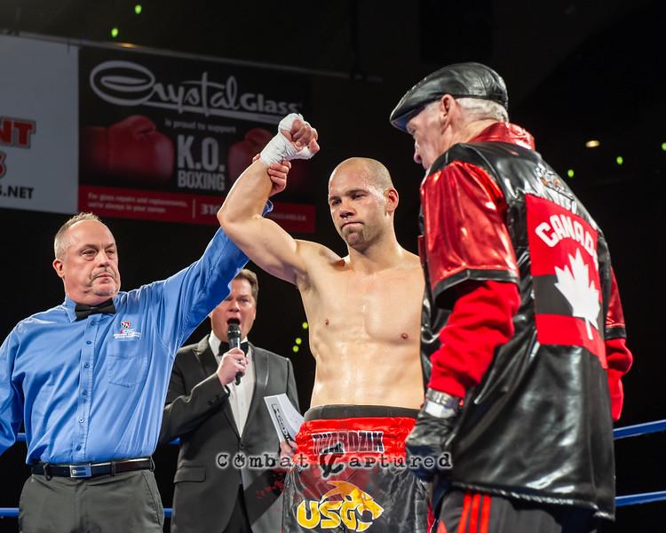 KO Boxing 88: Bout 1: Stuart Twardzik vs Jonathan Alanis