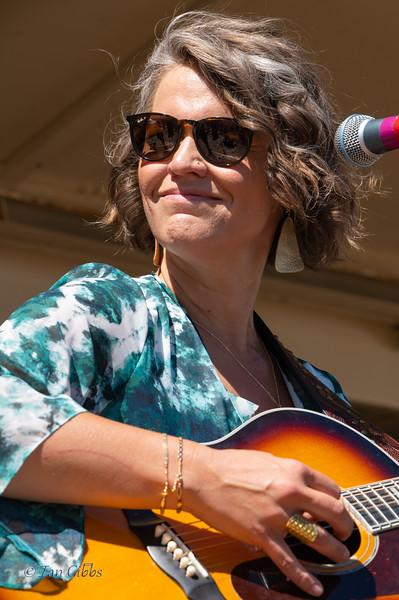 Joyann Parker at Bayfront Blues Festival - 210815