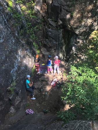 Rock Climbing: September