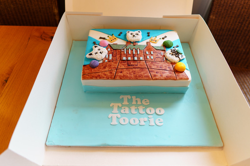 The Tattoo Toorie