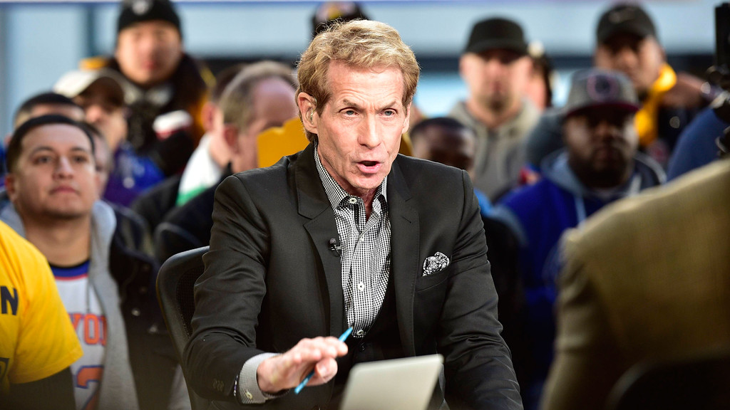 . <b>50. Skip Bayless, 65, Fox Sports TV Personality </b> <br>It remains to be seen whether the Skip Bayless experiment at FS1 will be a success - Fox lured him away from ESPN with a reported four-year ... (Photo courtesy of Fox Sports)