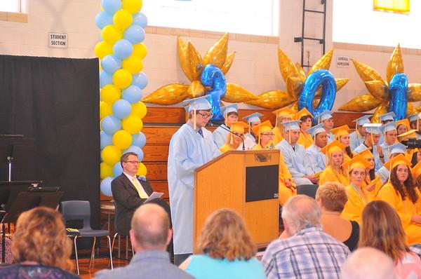 05-28-17 NEWS Ayersville Graduation