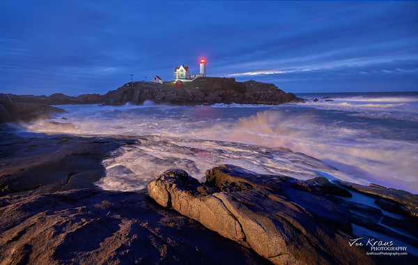 Maine - Nubble Lighthouse