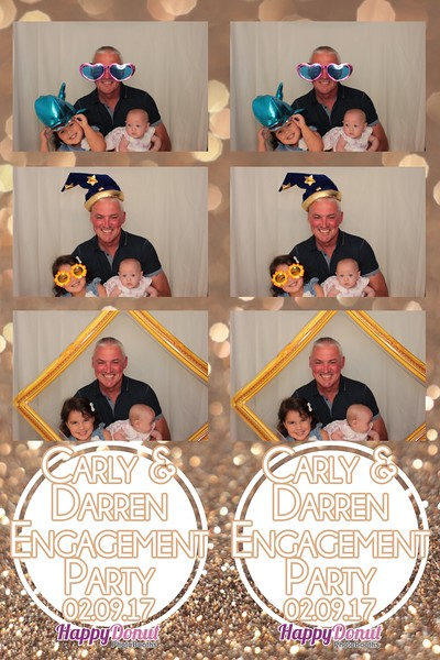 02.09.17 Carly & Darren Engagement Party