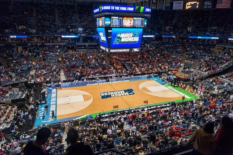 3/16/17 NCAA Tournament, Iowa State