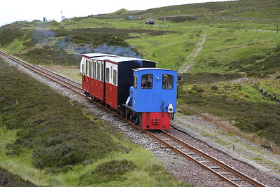 tctours2015 episode 19 - Leadhills Railway