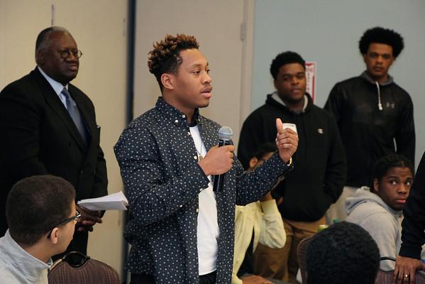 Minority Male Initiative Conference - Feb. 2016