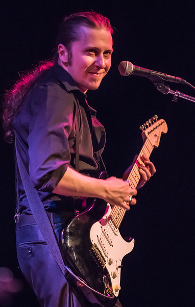 P. J. Barth-The Beth Hart Band-The Cedar Cultural Center-2015