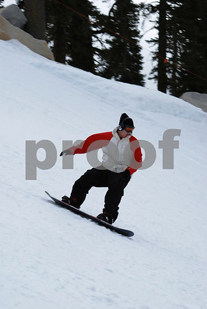 1/21/09 West Bowl, Powderhorn - Tyler