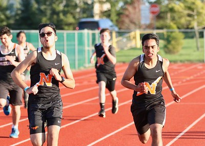 Northville Track & Field vs. Howell 4.23.19