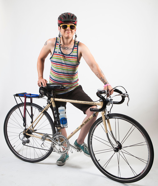City Bikes 25th Anniversary Bike Portraits
