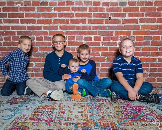 Bradley Family 11/2/19
