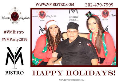 V&M Holiday Party