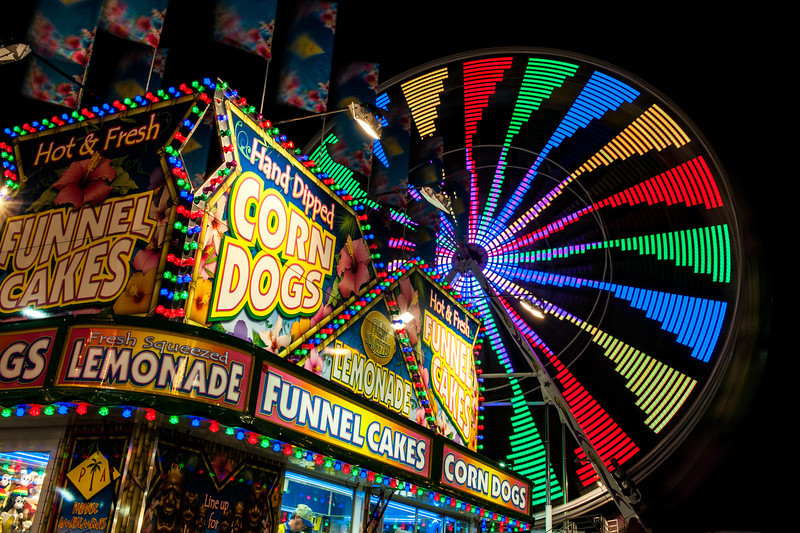 Funnel Cakes and Corn Dogs