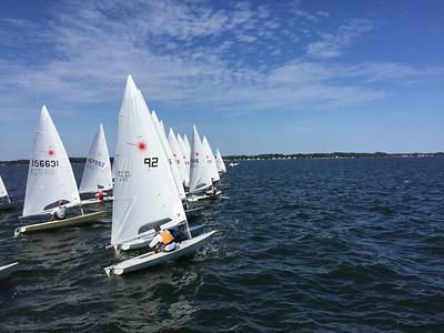 2019 Chesapeake Bay Laser Masters Championship