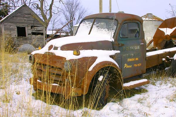 Passmore's Old Dodge