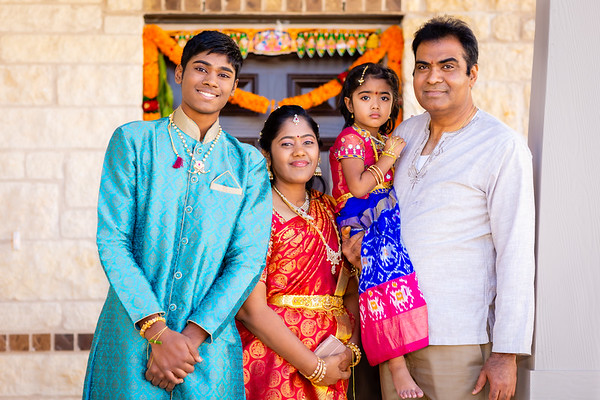 Srinivas and Saritha Housewarming