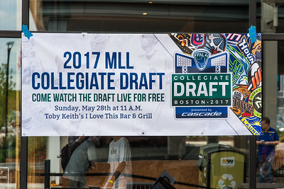 MLL Draft Selection Event (5/28/17)