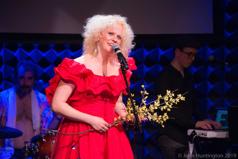 "Amber Martin's ""The Days of My Lives"" at Joe's Pub, May 3, 2015"