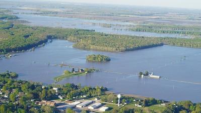 Mid-Michigan Flooding, May 20, 2020