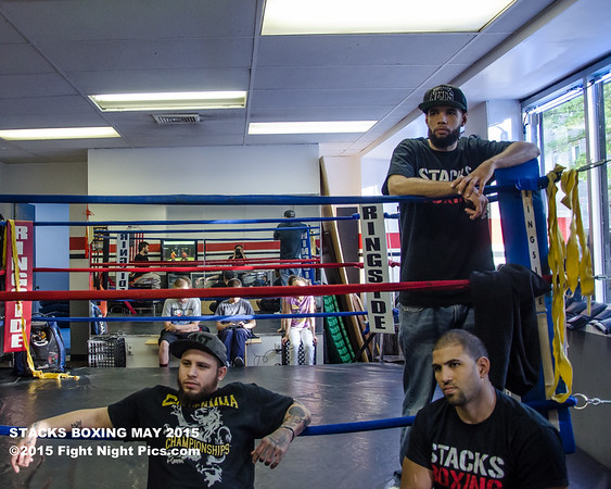 May 20 2015 Stacks Boxing Exhibition I