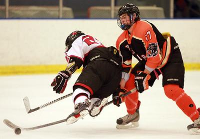 Beverly vs Marblehead Boys Hockey 2015