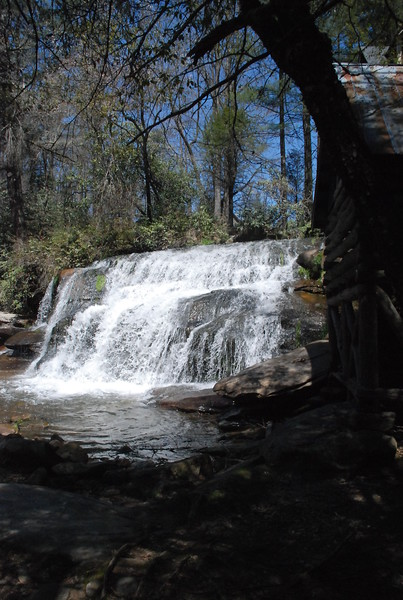 North Carolina Waterfalls and Waterways