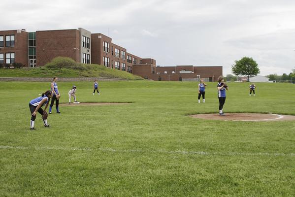Softball vs Arcadia