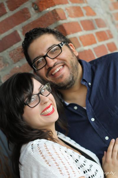 Kathleen & David