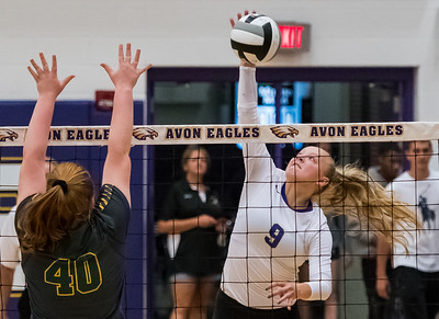 Avon beats Amherst to win first SWC title
