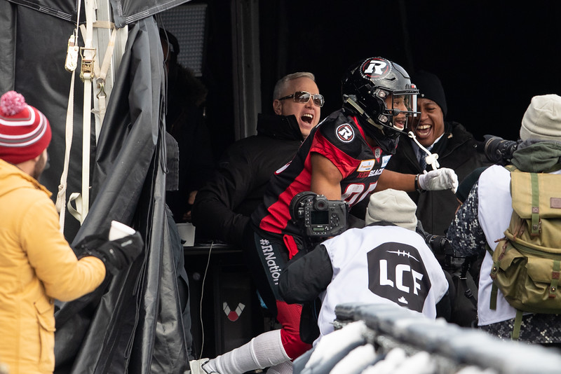 CFL 2018: Tiger-Cats vs Redblacks  NOV 18