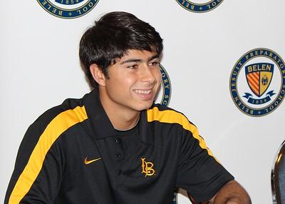 2011 Baseball Signing Ceremony