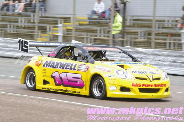 World Final Qualifying Session, Ipswich Spedeweekend - Martin Kingston
