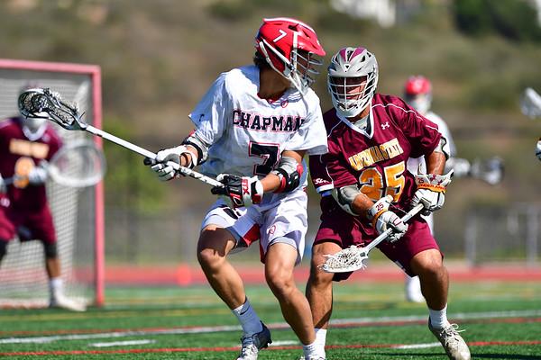 DI Semi, Chapman vs ASU, 4-27-18
