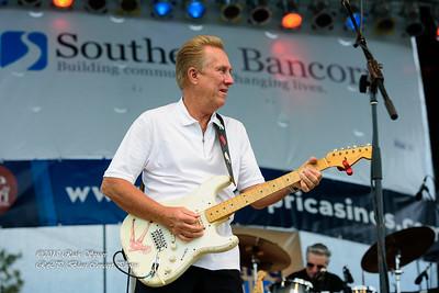 Anson Funderburgh - King Biscuit Blues Festival CONCERT PHOTOS - 10-09-2015