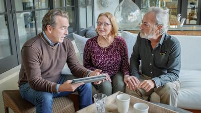 13-Home Elderly Parents iPad porch