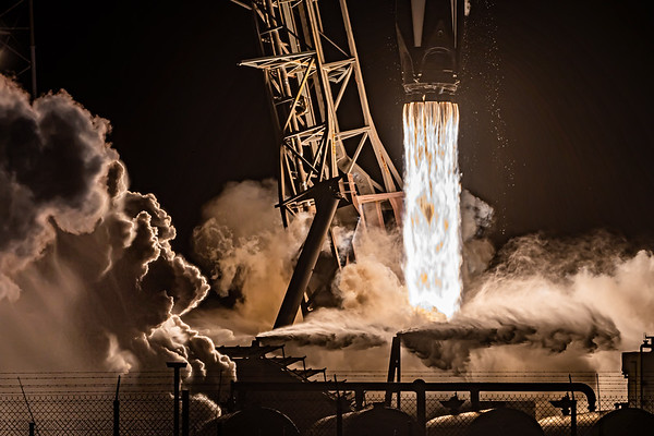 Falcon 9: GPS III SV04