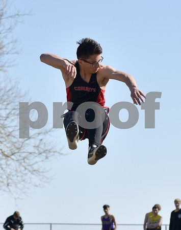 North Central Conference Track and Field 5/7/18