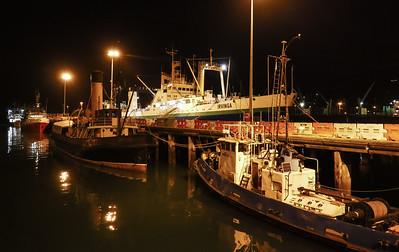 Lyttelton Port and Shipping