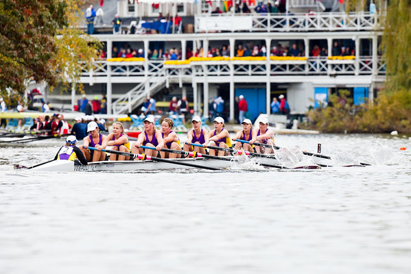 Head of the Charles - 2010 Collegiate Women's 8