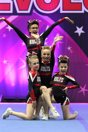 Brantford Cheer  Flash - Youth Small 2
