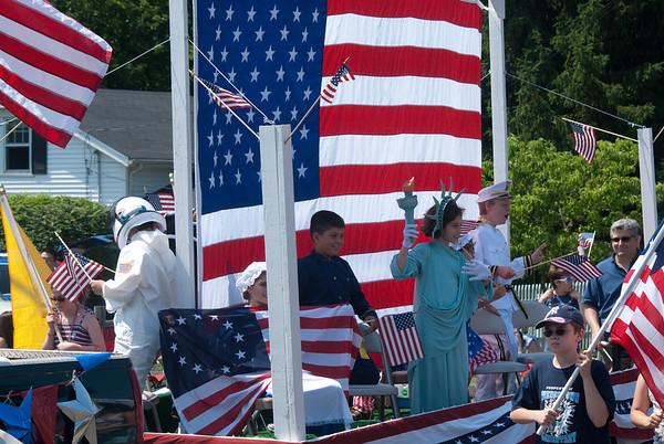 2010 Trumbull Memorial Parade